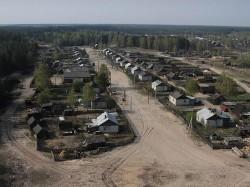 Посёлок Рустай фото