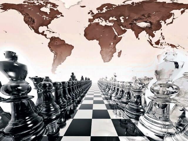 Картинка большая политика - мир меняется