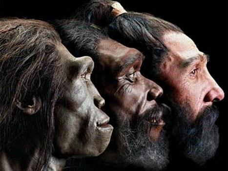 Картинка истоия человечества - мир меняется