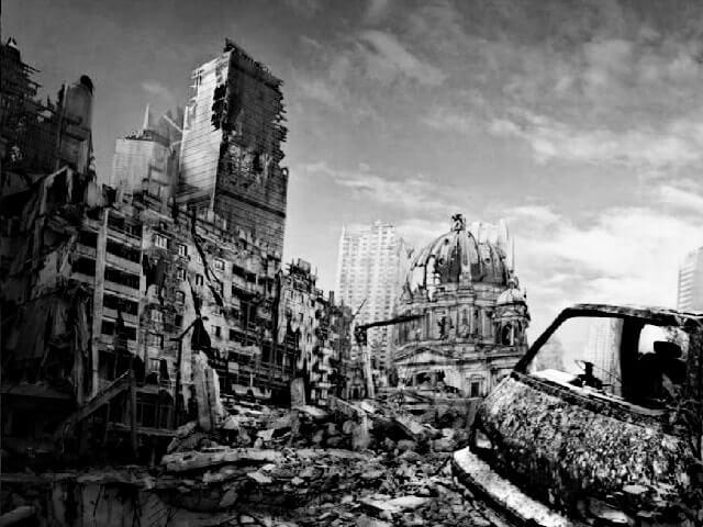 Картинка конец света - мир меняется