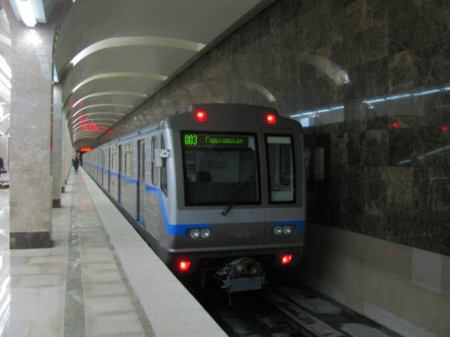 Фото станция Горьковская
