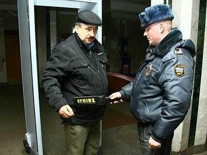 Полиция Нижегородского метро фото