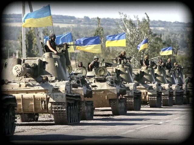 Фото украинская армия мир меняется
