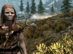 женщина неандерталец фото