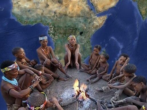 Расселение человека и наша прародина