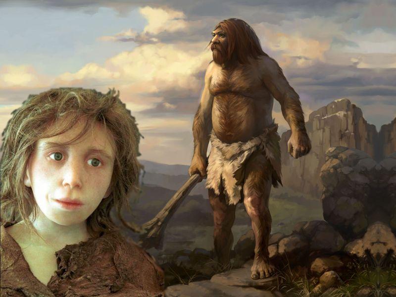 Грустная история неандертальцев