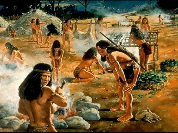 Расселение человека по Земле — заселение Америки