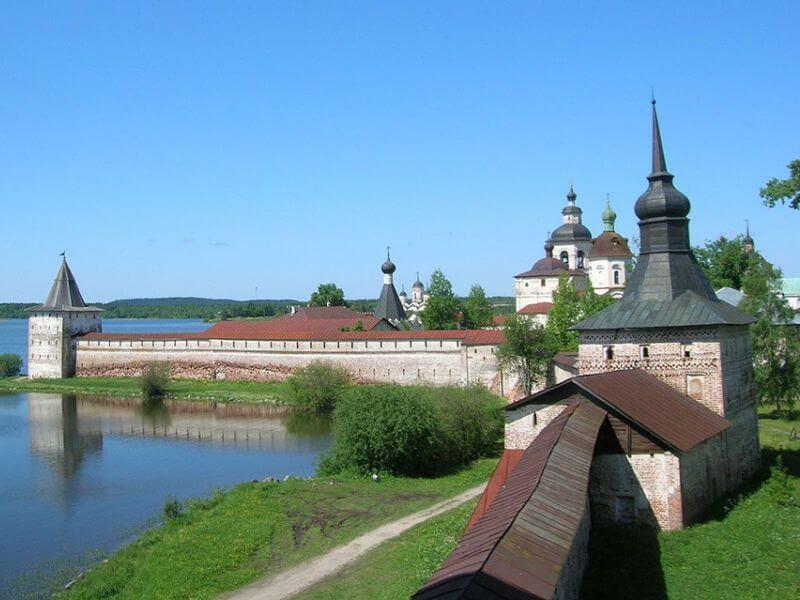 Кирилло-Белозерский музей фото