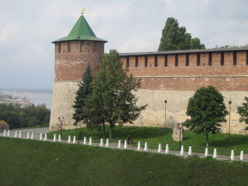Нижегородский кремль фото