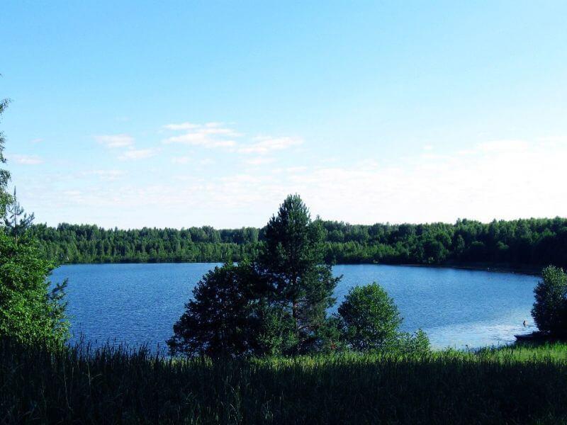 озеро Светлояр в Нижегородской области фото - 2