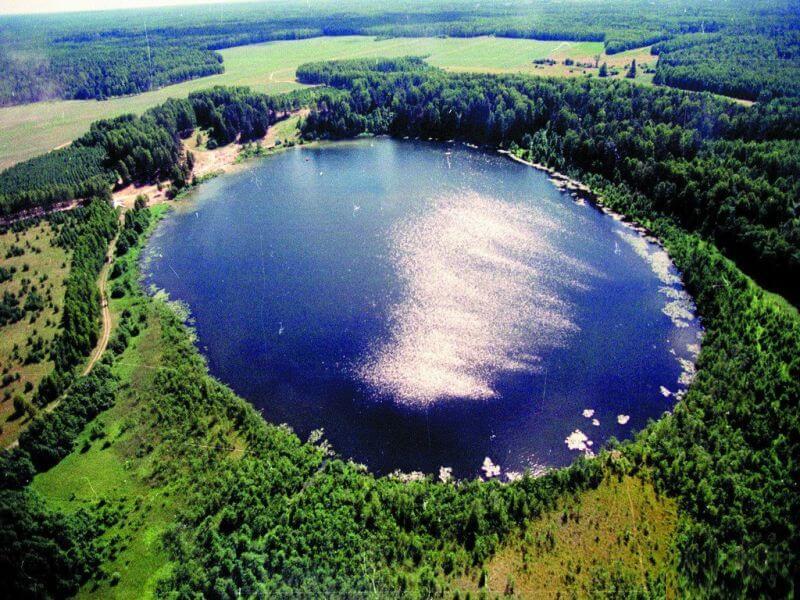 озеро Светлояр в Нижегородской области фото