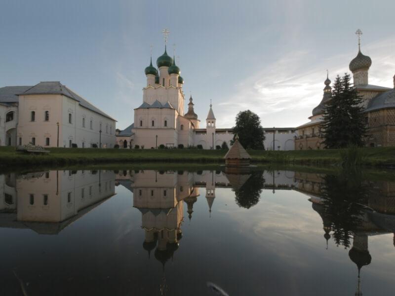 Ростовский кремль фото