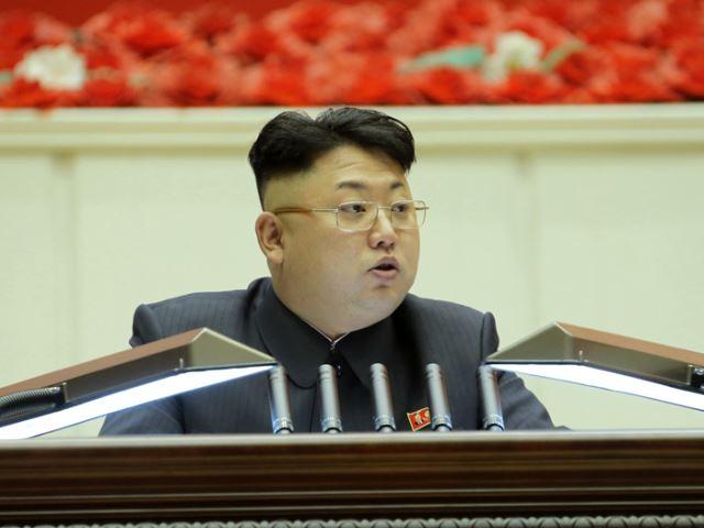 Верховный главнокомандующий КНА фото