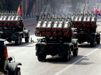 Армия Северной Кореи фото - боевая техника