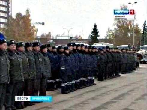 Нижегородская полиция в форме и без…