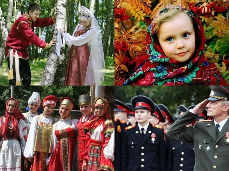 Русская нация существует