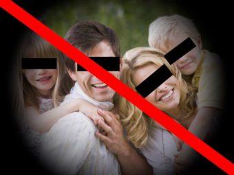 Семейные ценности под угрозой - фото