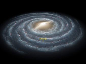 Картинка к статье Удивительный мир - галактика Млечный путь