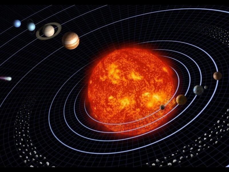 Картинка к статье Удивительный мир - Солнечная система