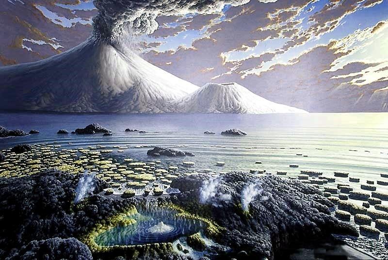 картинка к статье жизнь на земле