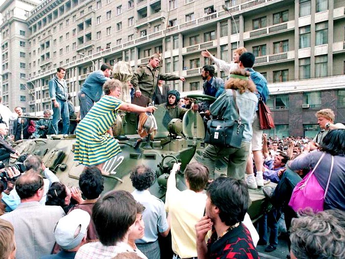 Фото развал СССР