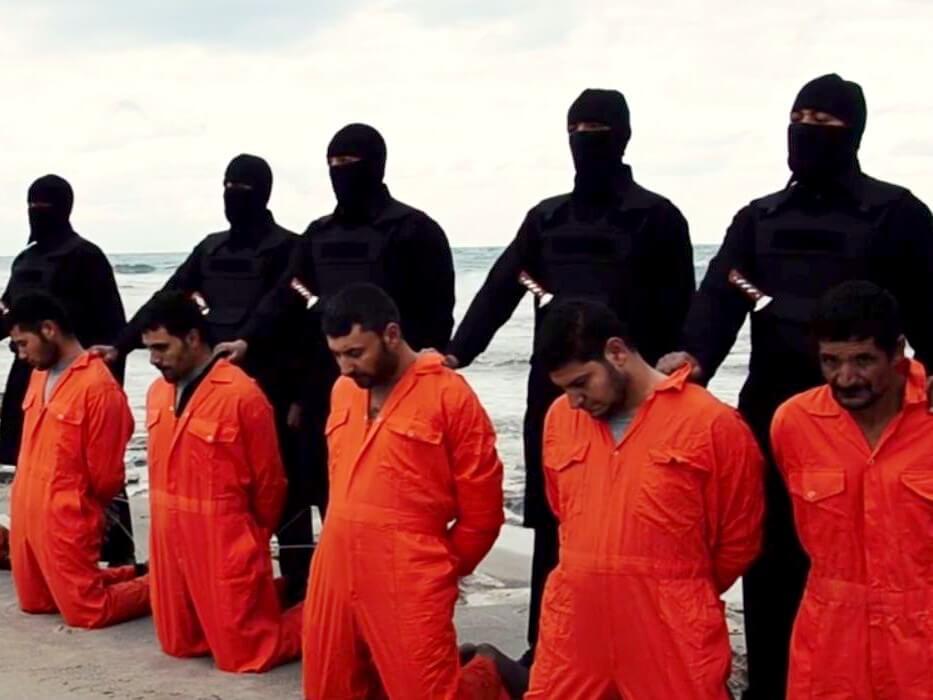 Религиозные фанатики ИГИЛ практикуют массовые казни