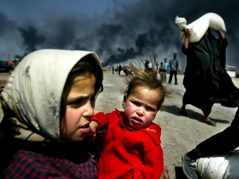 Фото война в Ираке