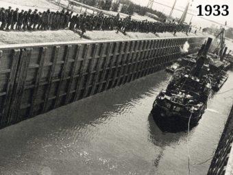 Фото проход судов по Беломорско-Балтийскому каналу
