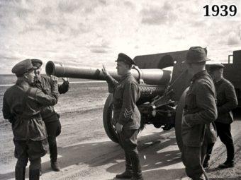 Фото Георгий Жуков на позициях РККА в Монголии