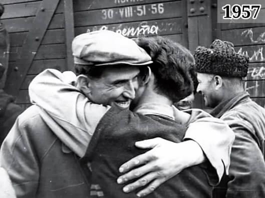 Фото возвращение депортированных народов Северного Кавказа