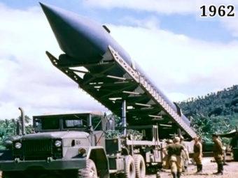 Фото советские ракеты на Кубе 1962 год