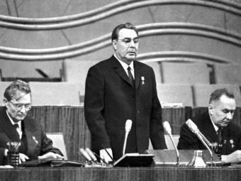 Фото Брежнев Леонид Ильич
