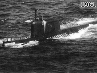 Фото атомная подводная лодка К-19
