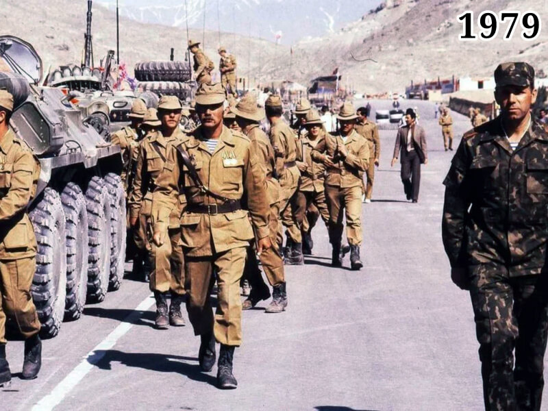 Фото советские войска в Афганистане