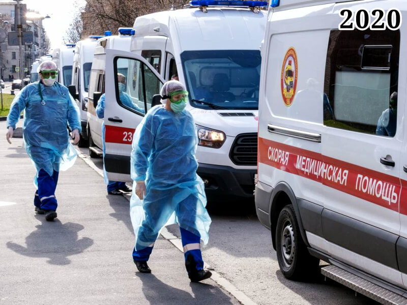 Фото врачи и автомобили скорой медицинской помощи 2020 год