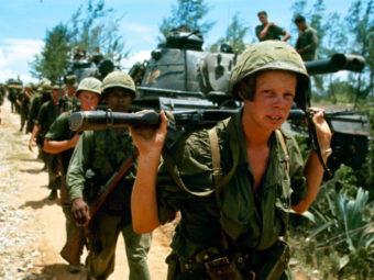 Фото американские солдаты во Вьетнаме 1964-1973