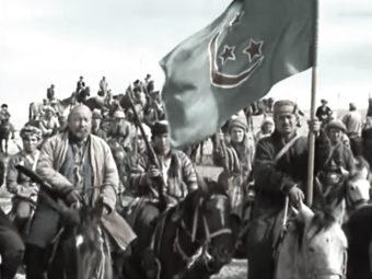 Изображение кадр из фильма Государственная граница. Красный песок