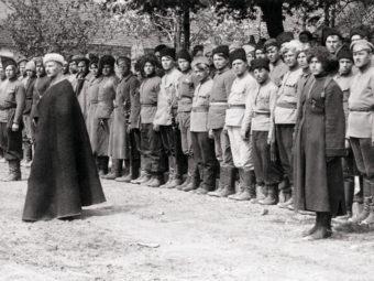 Фото петлюровцы Киев 1920 год